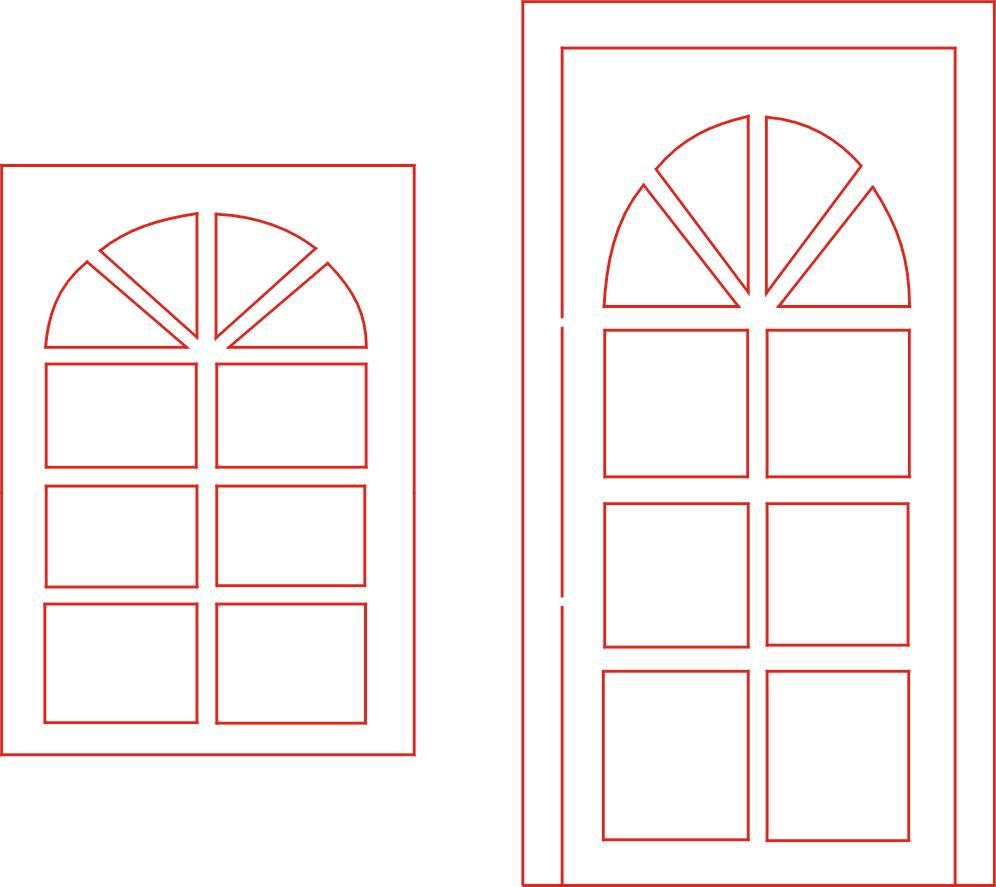 fenster und t ren gelasert aus holz und kunststoff modellbahn forum f r 1 22 5 und 1 1 1 32. Black Bedroom Furniture Sets. Home Design Ideas